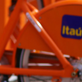 Itaú Banco / Bike Santiago