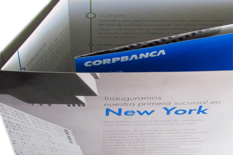 CorpBanca - Brochure New York