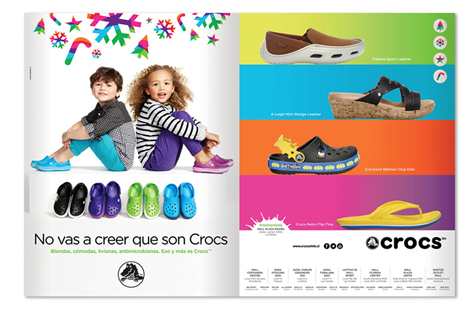 Crocs Chile - Prensa