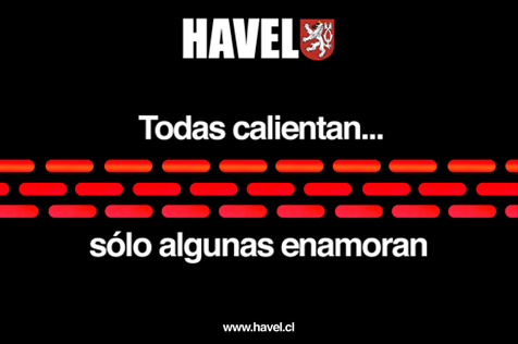 Havel - Prensa