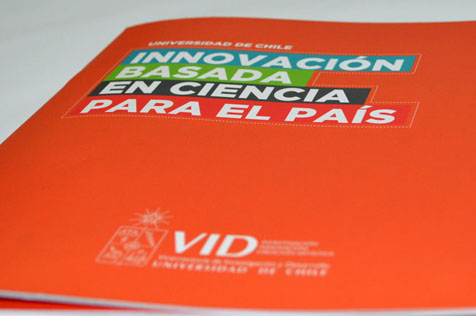 Universidad de Chile – Brochure Innovación